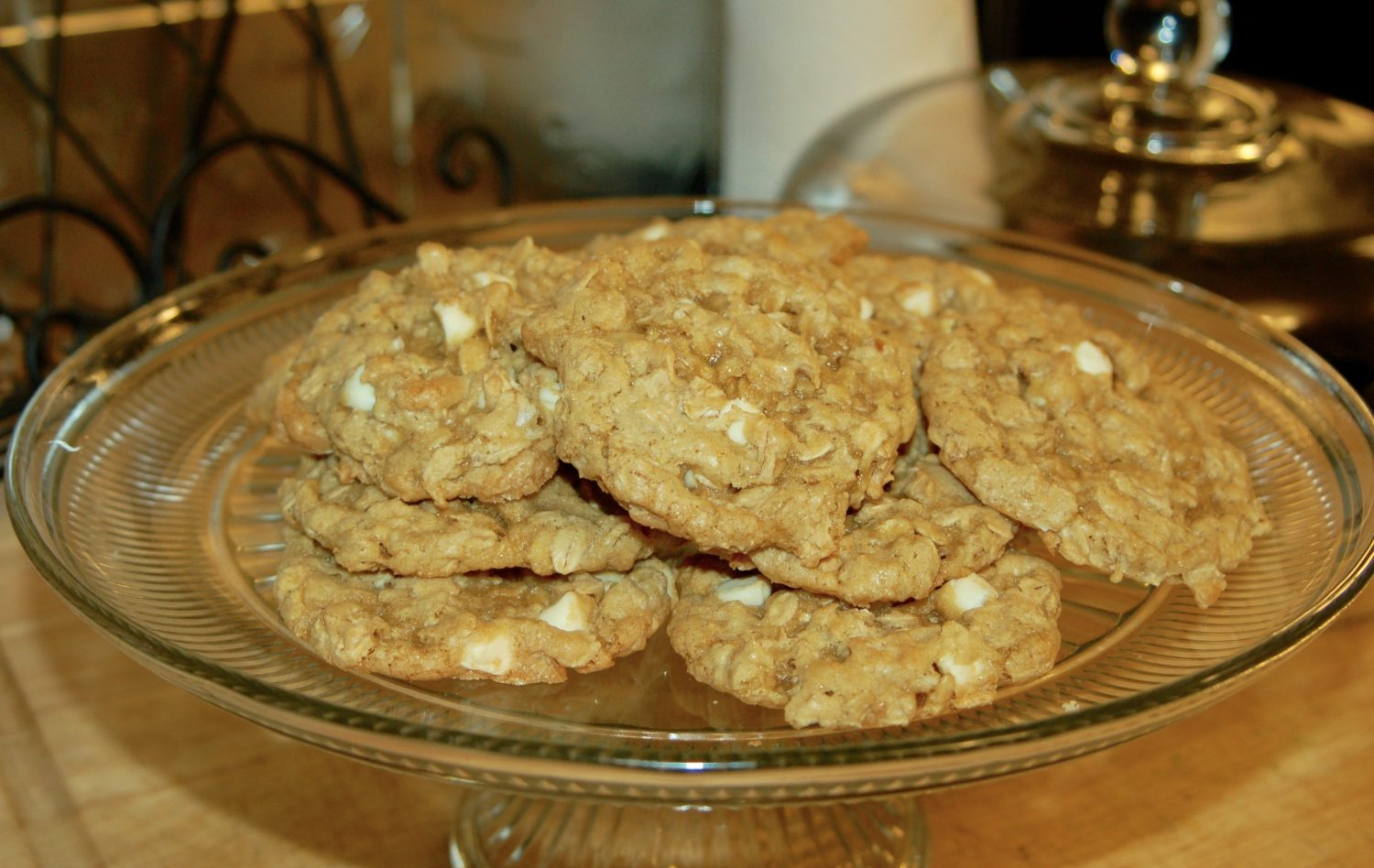 Oatmeal Cookie {REMIX}