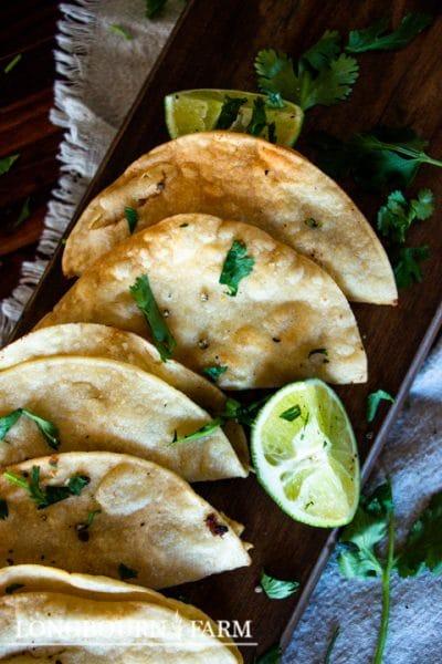 Deep Fried Tacos