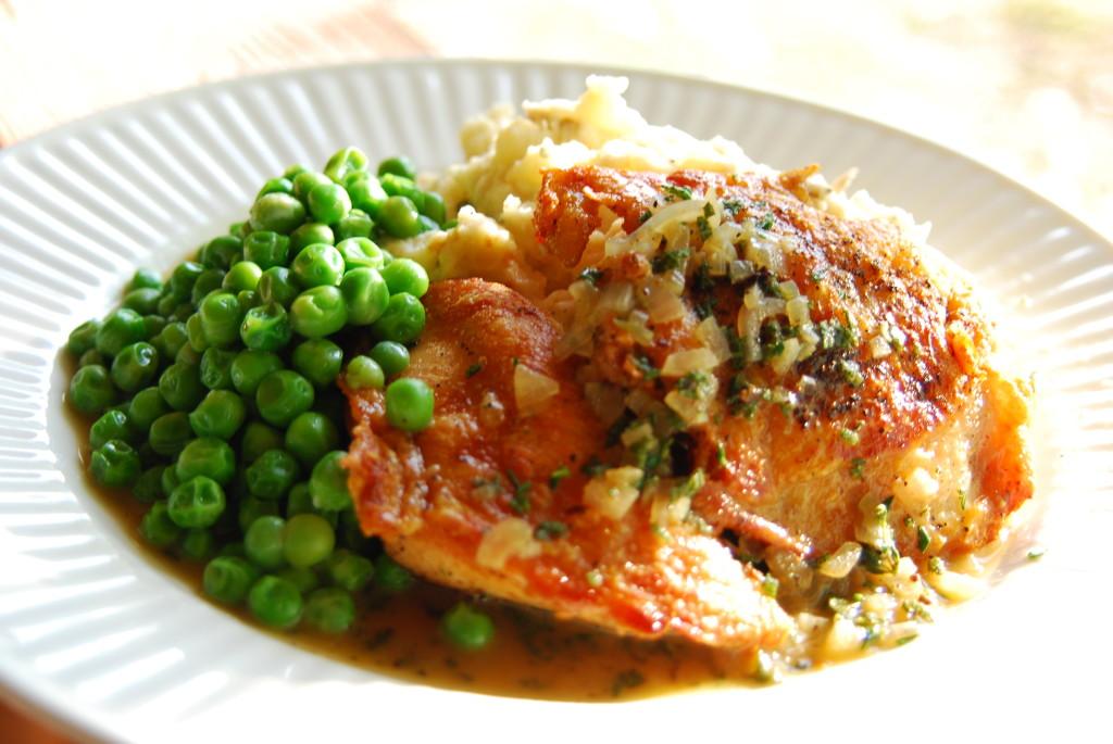 Oven Roast Chicken
