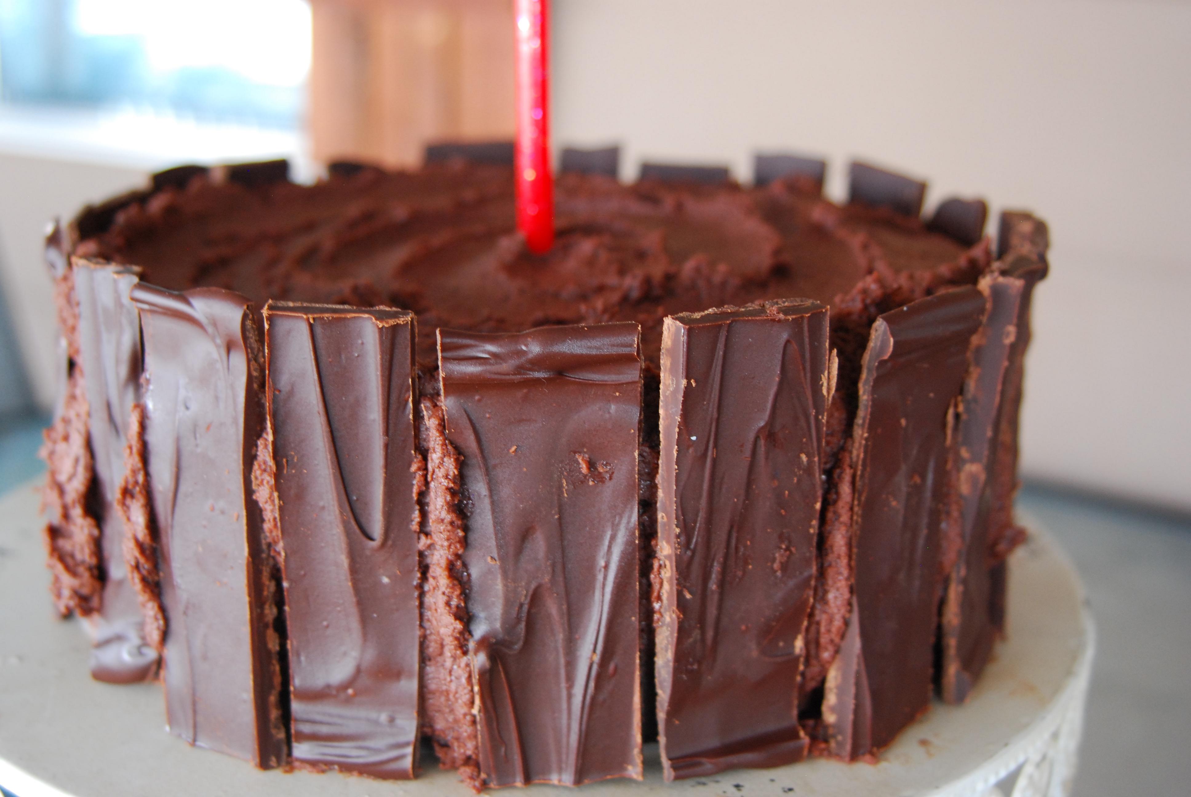 Bark Cake