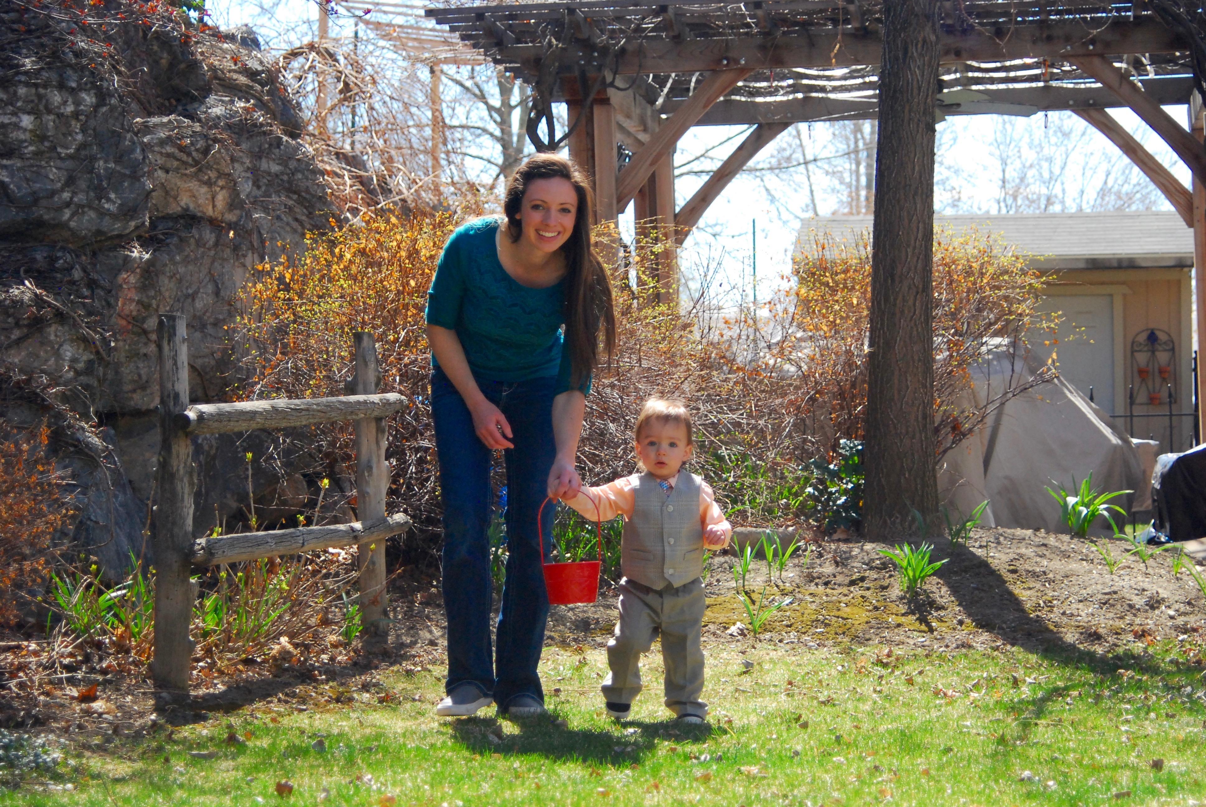 Mama and Abram