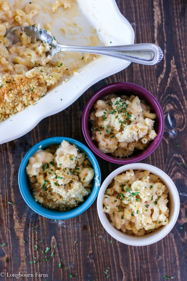 Easy Homemade Macaroni and Cheese!