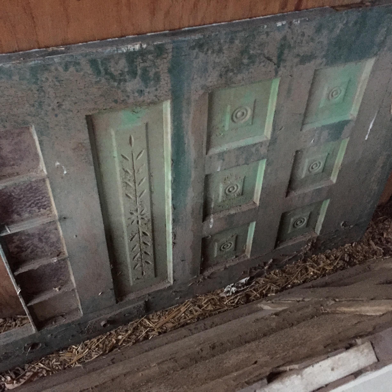 Old door we found