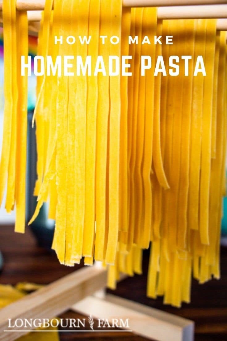 Make your own pasta dough from scratch with four ingredients and the help of your Kitchen Aid, every step of this recipe is simple and easy.