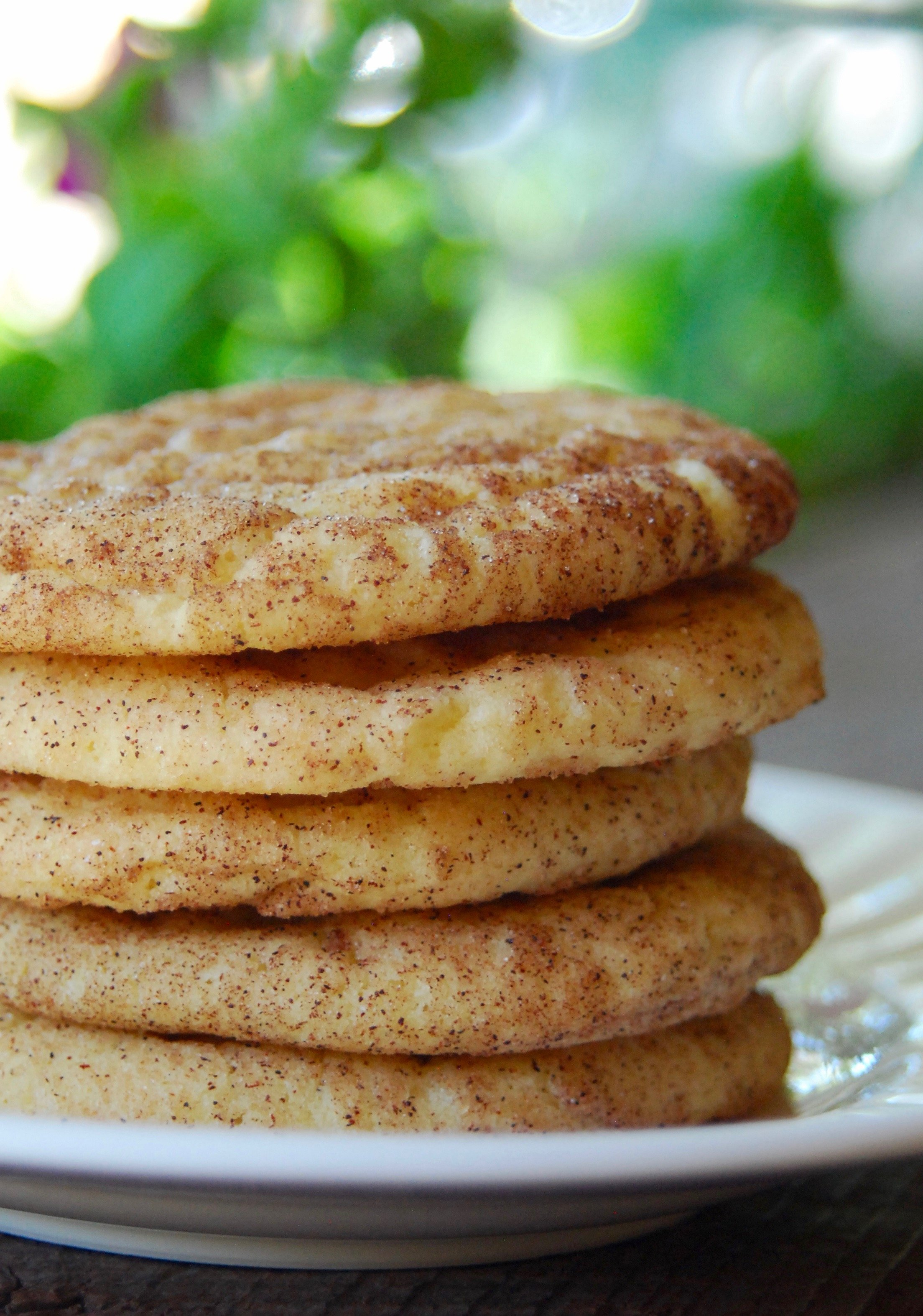 The best snickerdoodle recipe