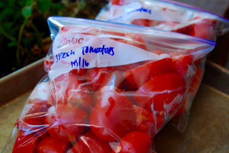 Quick Easy Way to Preserve Tomatoes!