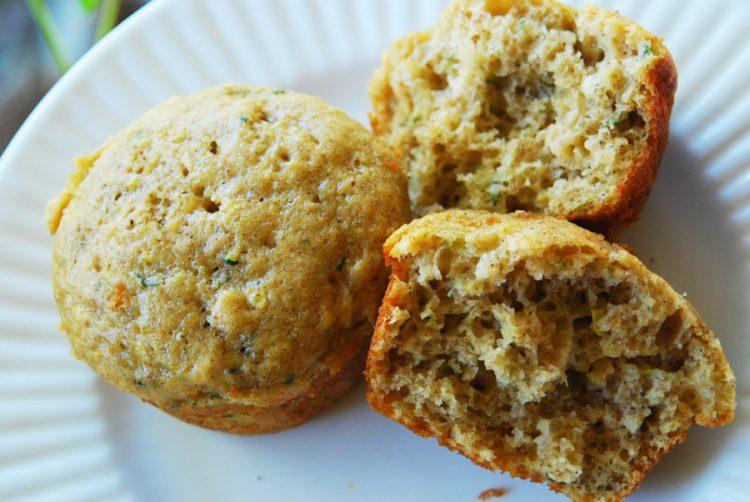 Best Zucchini Bread Muffins