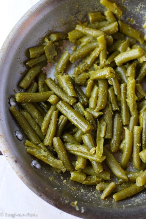 Easy & Flavorful Canned Green Bean Recipe