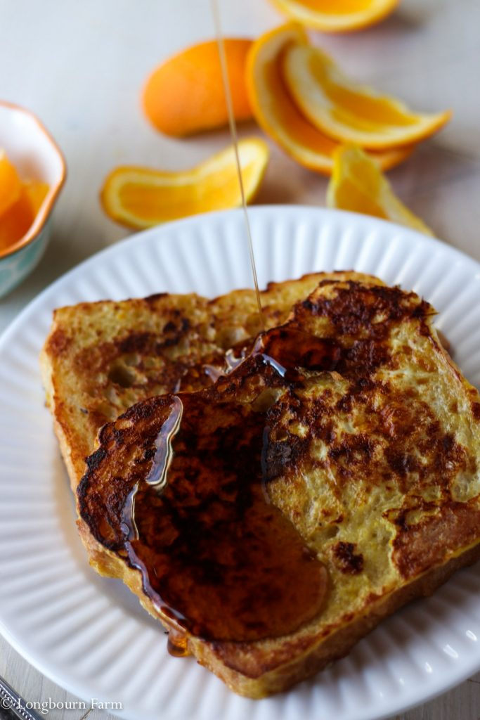 Easy French Toast!