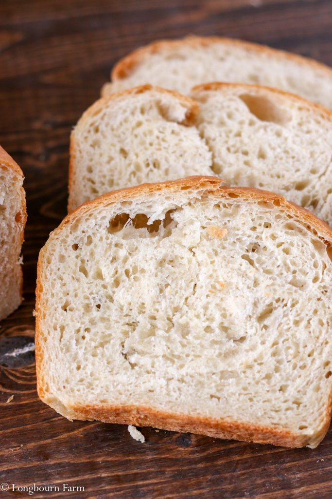 The Best Homemade Bread Recipe!