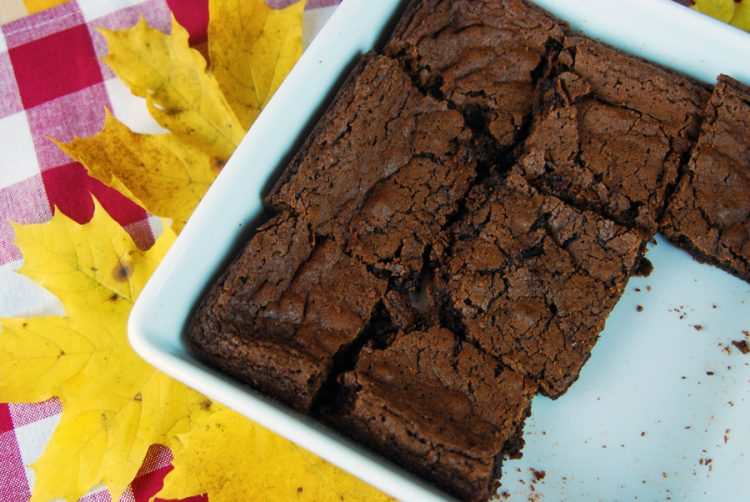 The Best Brownie Mix from Scratch
