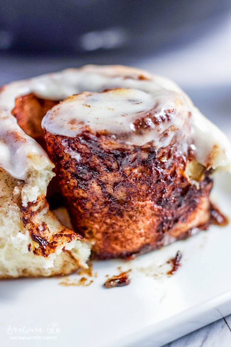 The Best Homemade Cinnamon Rolls