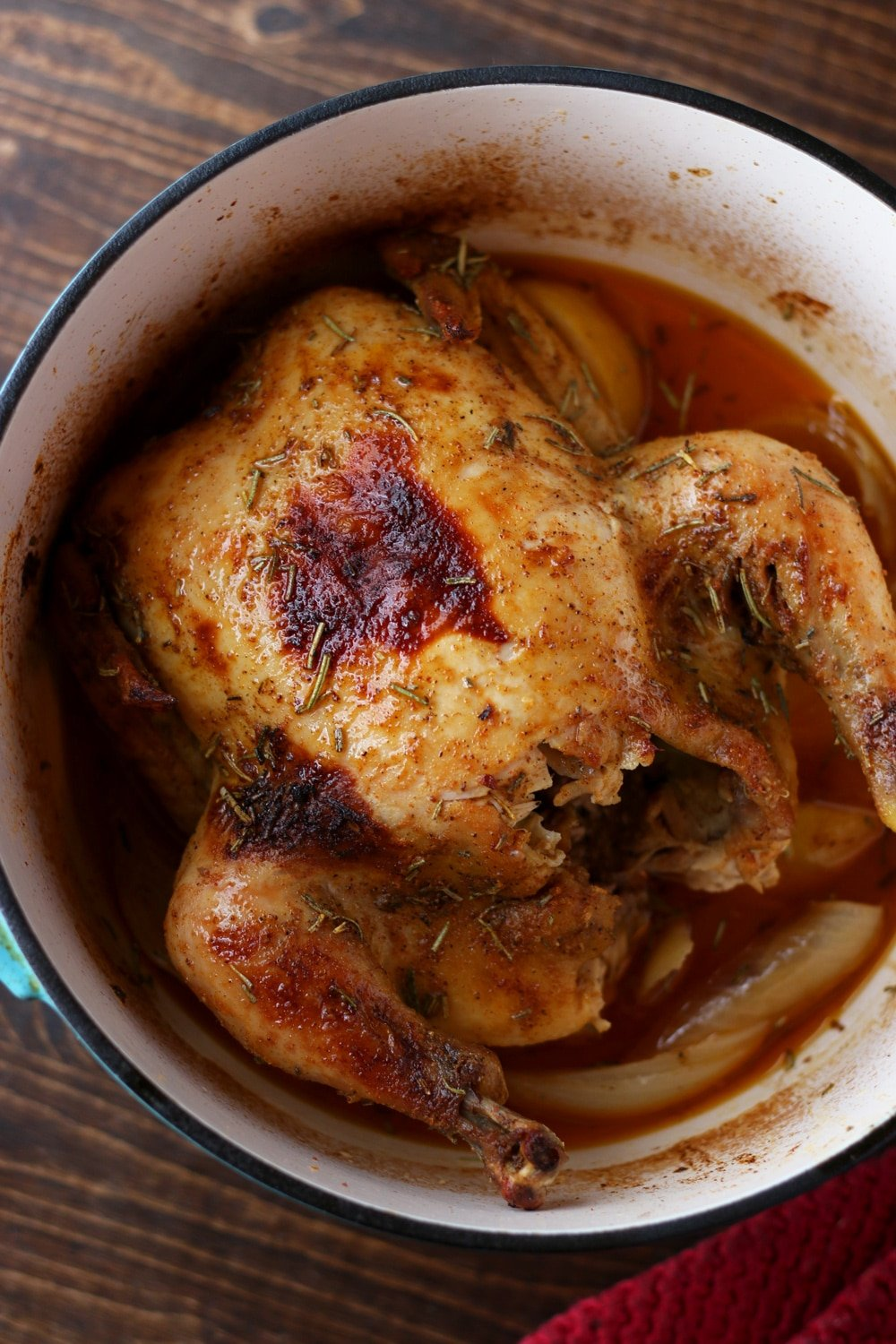 How To Make Rotisserie Chicken In The Oven Longbourn Farm