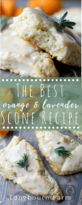 This is the best scone recipe, fluffy, buttery, ultra soft scones that turn out every time. Turn up the flavor by adding lavender and orange!