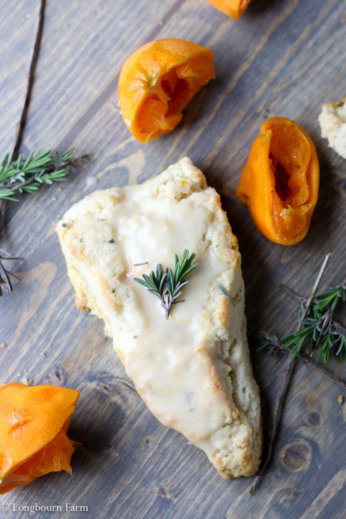 The Best Scone Recipe - Orange and Lavender!