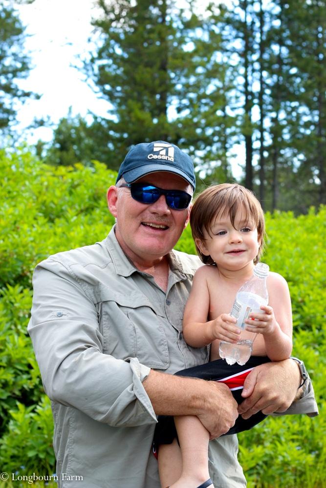 Island Park Family Trip 2017