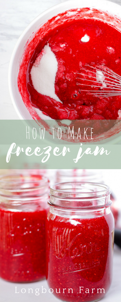 Learn all the tips and tricks for making perfect freezer jam every time. All you need is a bowl, a whisk and some time! No cooking required!!