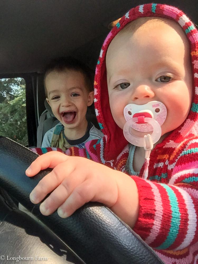 Aspen Behind the Wheel