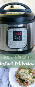 Is an Instant Pot 8 Quart worth it? Read a detailed list of pros and cons from an initial skeptic. I tried a lot of recipes and here is what I think!