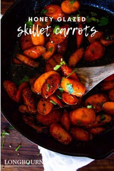 Glazed Skillet Carrots