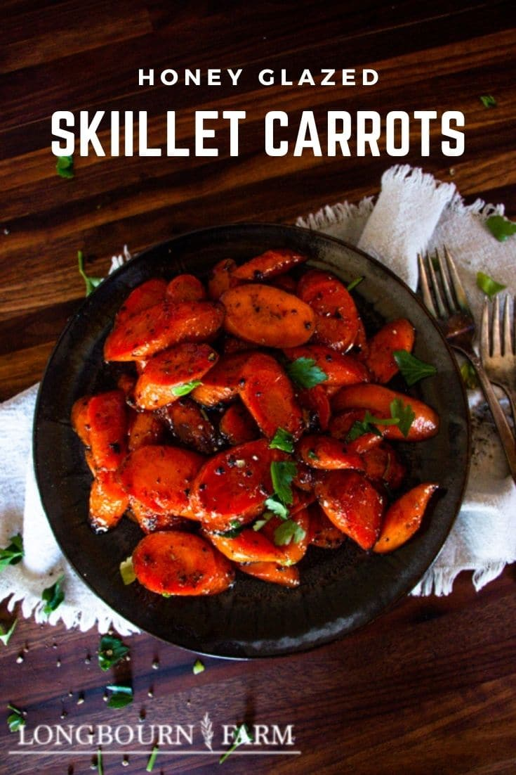 If you've never had pan roasted carrots, then look out because this simple recipe is perfect for any occasion and comes packed with a lot of flavors.