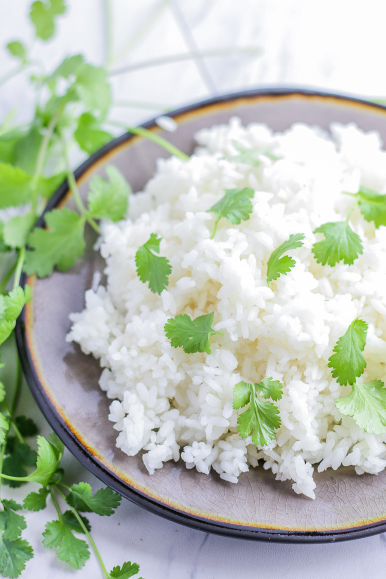 Homemade White Rice Recipe