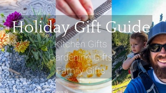 The Best Kitchen, Gardening & Family Gift Ideas!