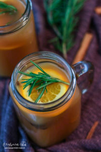 This mulled cider recipe is the perfect addition to any Fall meal! It's easy to make in the slow cooker and make the house smell amazing!! #mulledcider #mulledciderrecipe #mulledcidercrockpot #mulledciderslowcooker