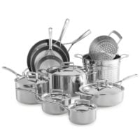 Sur La Table Stainless Steel Pan Set