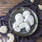 Pecan snowball cookies are perfect for the holidays. Not only is this recipe simple and easy, it is the perfect balance of nutty, sweet, and buttery. #pecansnowballs #pecansnowballcookies #pecansnowballcookierecipe #pecansnowballcookieschristmas #