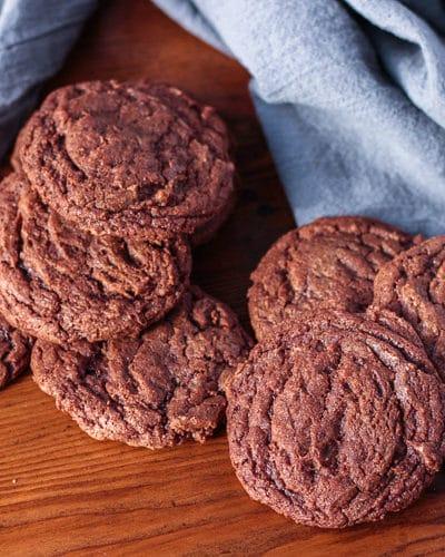 Homemade Brownie Cookies