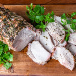 This is the best pork loin recipe, perfect for Sunday dinner or a special holiday feast. Tender, juicy, and flavorful every single time! #porkloin #porkloinrecipe #porkloinoven #porkloinbaked #porkloinroasted #porkloineasy #porkloinhowtocook