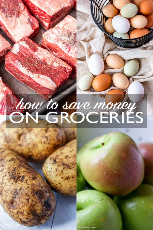 Saving money on groceries is not hard! Get the exact steps you need to know how to save money on groceries and still make delicious food for your family. #budgemeals #budgetfriendly #savemoney #moneysavingtips #grocerybudget #groceryshopping #grocerybudgettips #grocerybudget #grocerybudgetfor3 #grocerybudgetfor4 #grocerybudgetfor2 #grocerybudgettips #dinnerrecipescheap