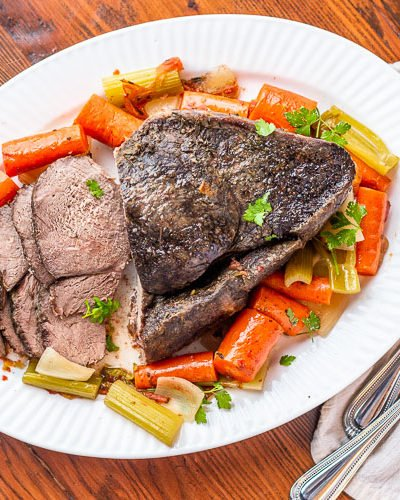 How to Make Roast Beef