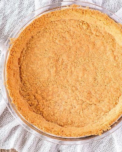 Homemade Graham Cracker Crust Recipe