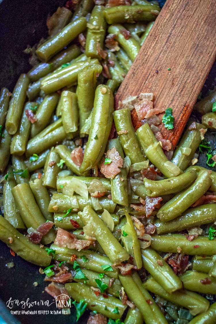 Canned Green Beans With Bacon Longbourn Farm