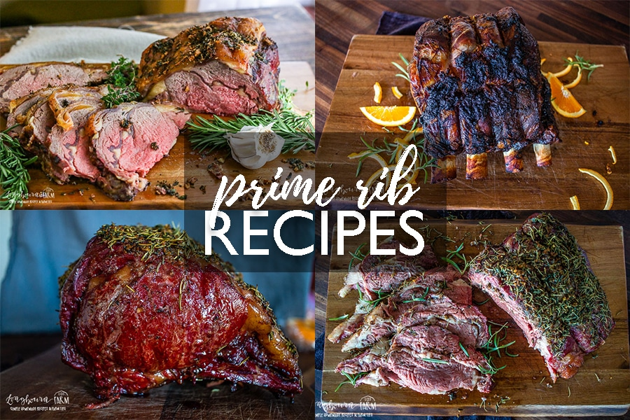 Prime rib is easy to make once you know more about it! Learn all the tips and tricks here as well as some delicious recipes! #primerib #primeribrecipes #smokedprimerib #slowroastedprimerib #easyprimerib #bestprimerib #bonelessprimerib