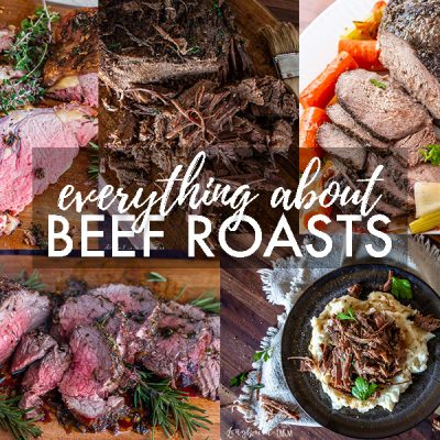 Wondering how to cook roast beef? Learn about different cuts, cooking times, and get amazing recipes and more in this comprehensive article. #roast #beef #roastbeef #tenderloin #primerib #chuckroast #brisket #slowroastedbrisket #brisketrecipe #beeftenderloin #roastedbeef #primeribrecipe