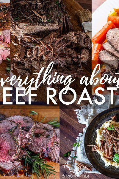 All About Roast Beef