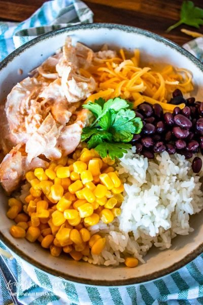 Instant Pot Mexican Chicken and Rice