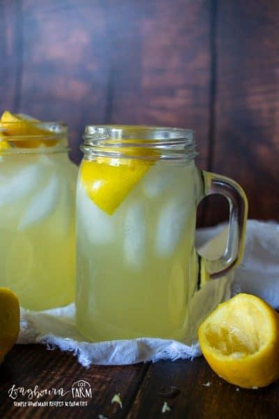 Chick Fil A Lemonade Recipe