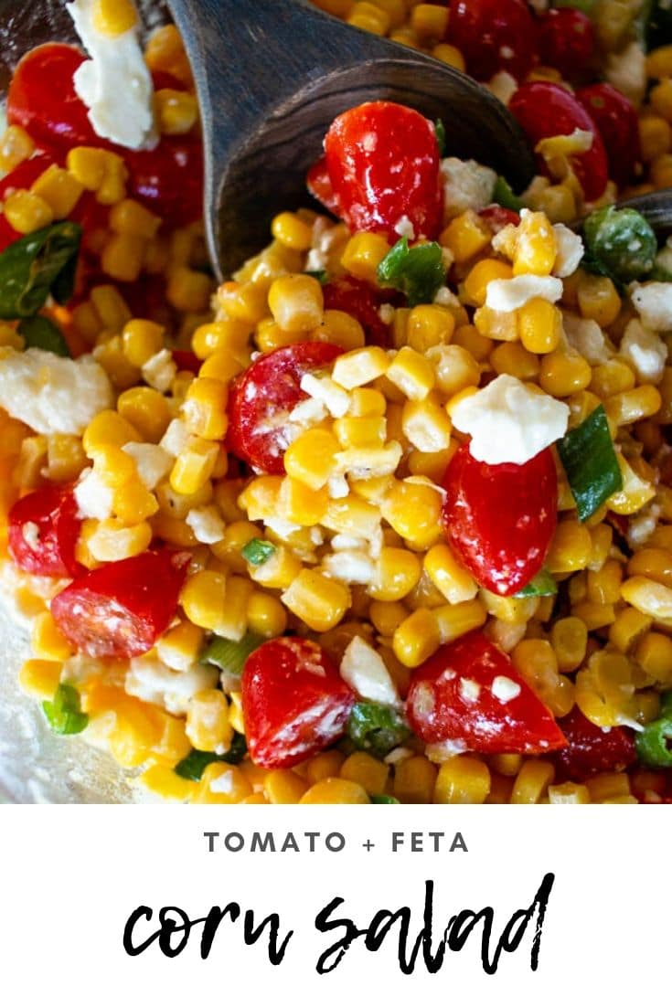 Corn tomato salad is a great way to get your veggie count up this summer. Not only is it super nutritious for you, but it's pretty tasty too. Serve it up at your next BBQ and watch it become an instant hit with the family or group.