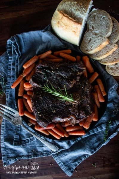 Dutch Oven Chuck Roast
