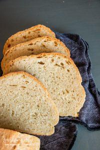 sliced farm style bread