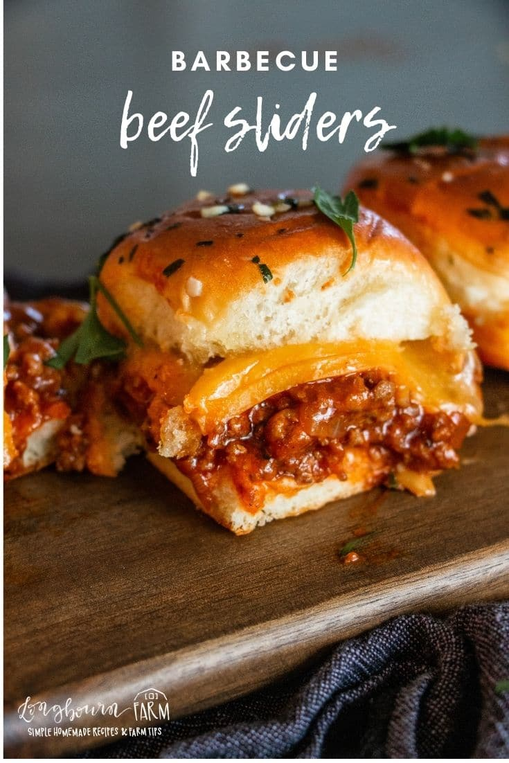 These BBQ beef sliders are perfect for easy meals. Serve them up with chips, fries, or coleslaw and you're sure to have a hit on your hands!