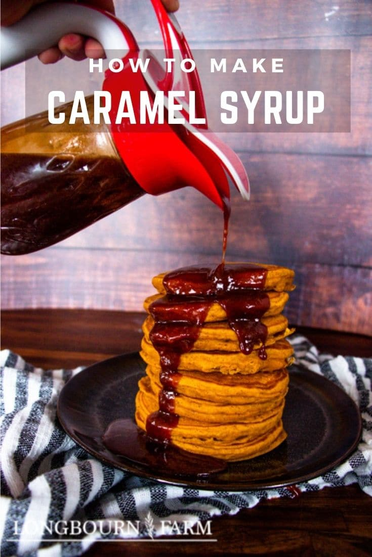Homemade caramel syrup is easier to make than you may think and doesn't require much effort or time. Once you learn how to DIY caramel syrup you'll never want to buy store bought again!